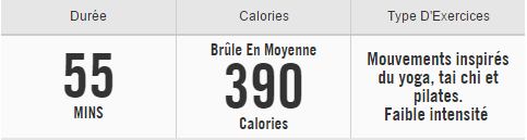 body balance calories