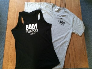 tee shirt Body Fitness